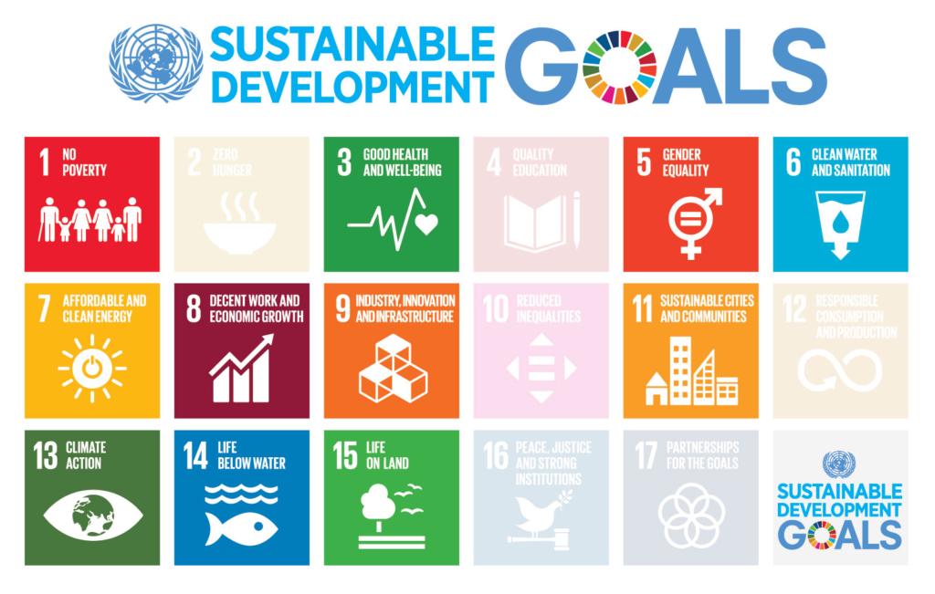 SDG Poster emblem